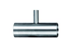 焊接异径短三通管接头