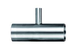 焊接异径长三通管接头