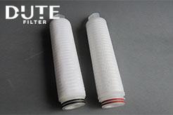 PES聚醚砜折叠滤芯